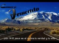 Conoce a Jesucristo